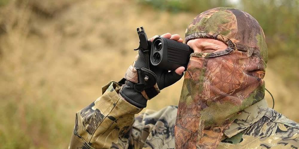 How To Use a Rangefinder While Hunting