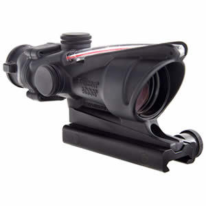Trijicon ACOG 4 X 32 Scope Detailed Review